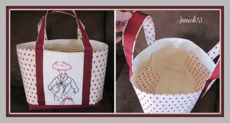 sac étoile filante