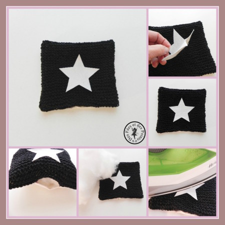 Coussinet étoile 3